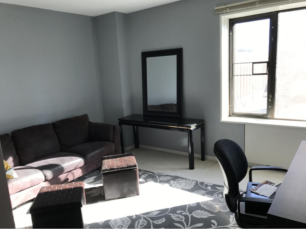 Office or third bedroom between Master and guest room for additional privacy.