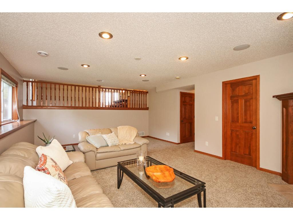 Family Room to Living Room