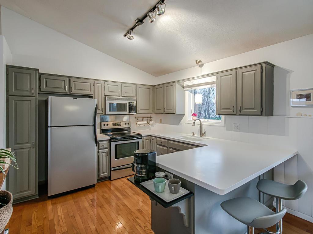Fantastic open kitchen