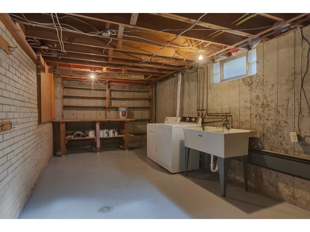 Laundry Room & Storage Space