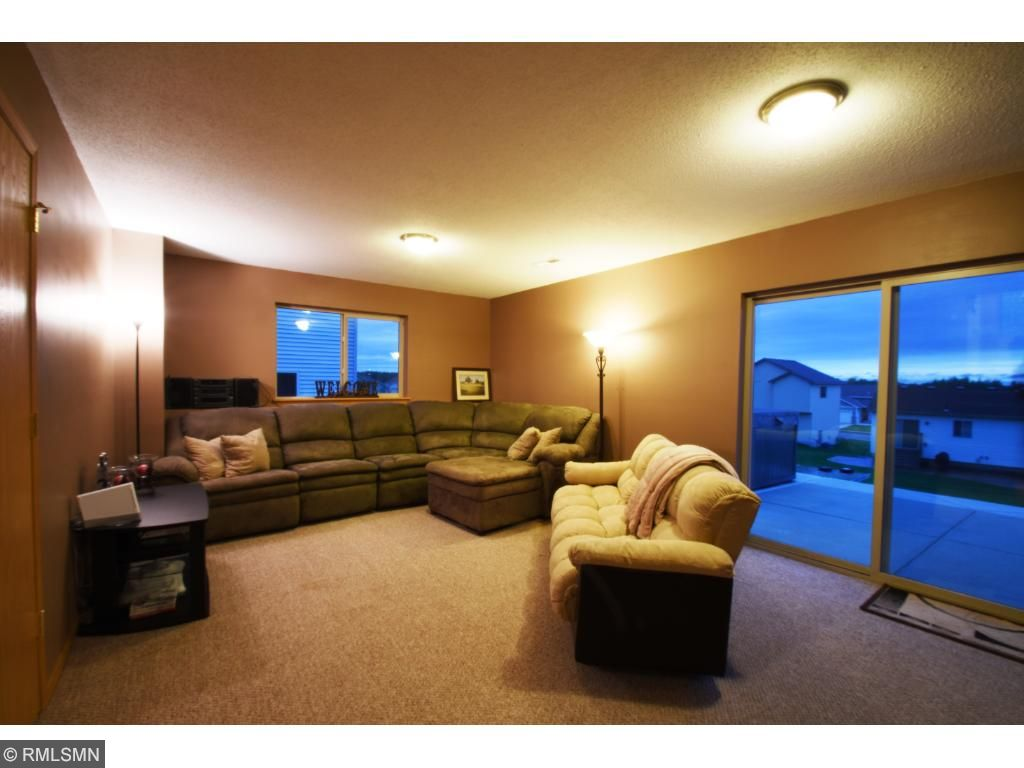 Gorgeous Lower Level Family Room!