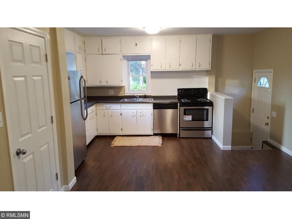 Huge kitchen!