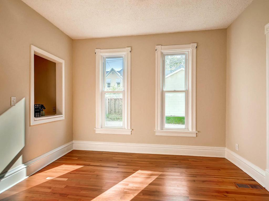 Home office, main floor den, play room, the options are limitless!