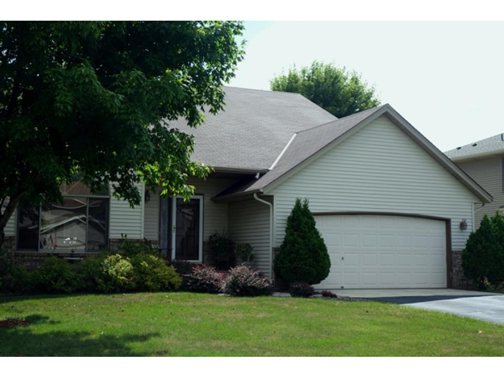 Welcome Home!  Warm and lovely three bedroom home in the most convenient of Rosemount locations!