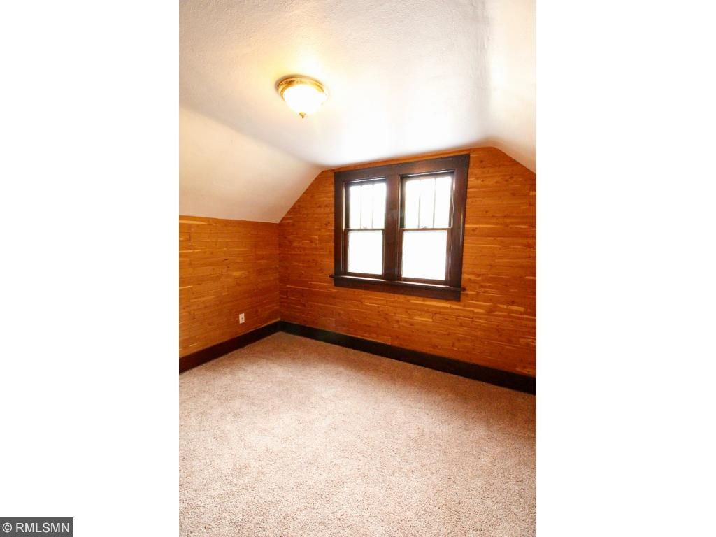 The basement has 7' ceilings in most spaces which would allow finishing to add additional square footage if needed. Otherwise it makes for great storage space.
