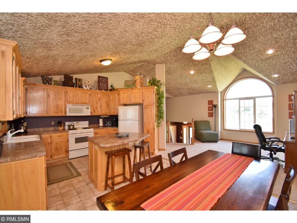 Open concept throughout the upper level!