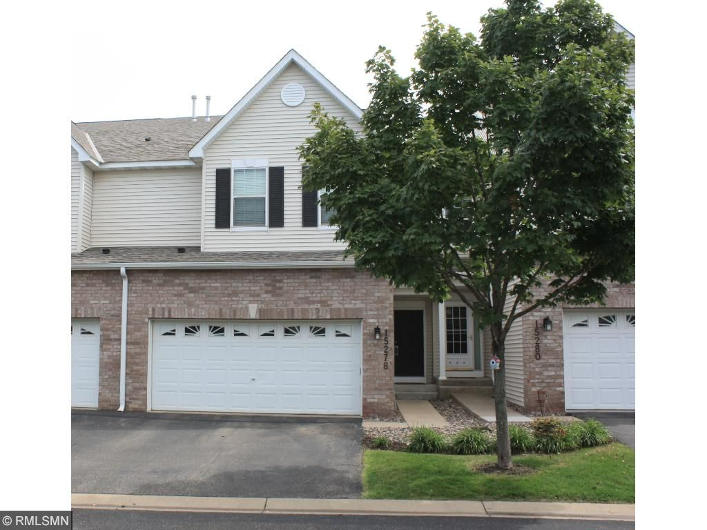 Wonderful, move in ready, town home in a quiet area of the development.