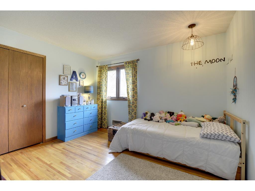 Bedroom 2 on main level.