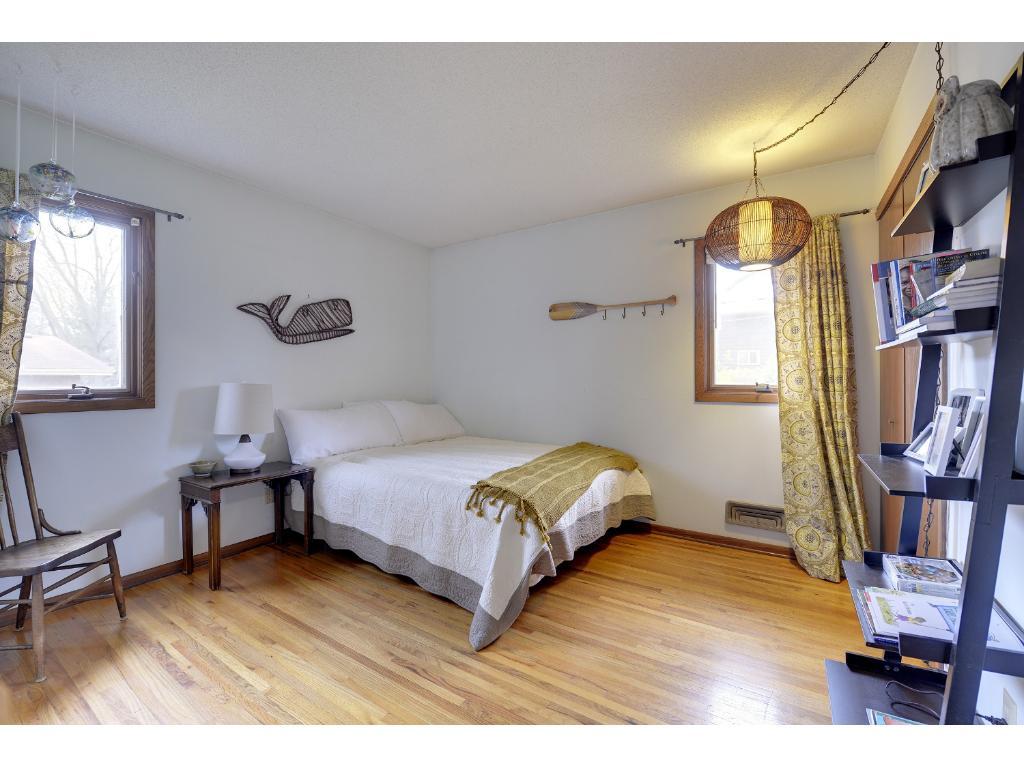 Bedroom 3 on main level.