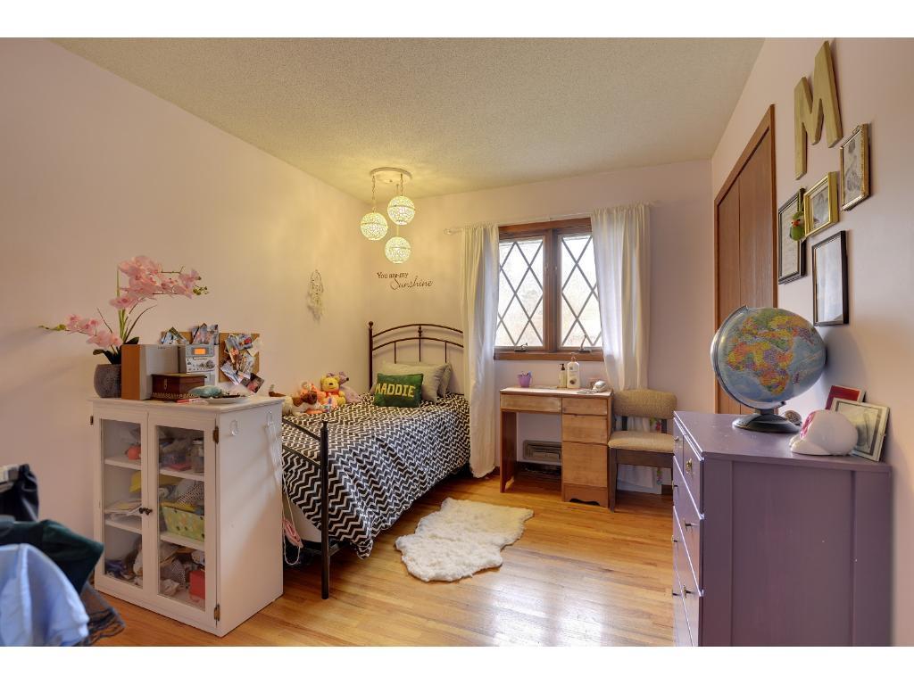 Bedroom 4 on main level.