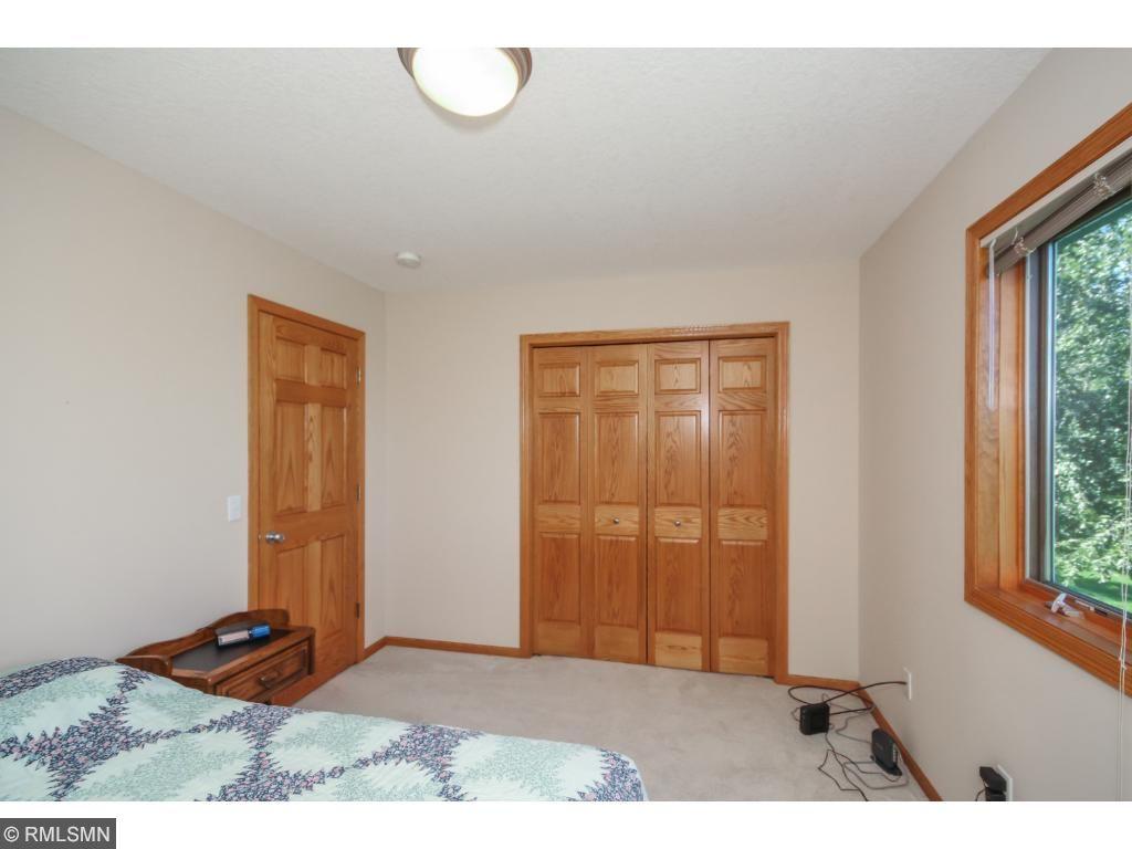 6 panels doors~ large bedroom