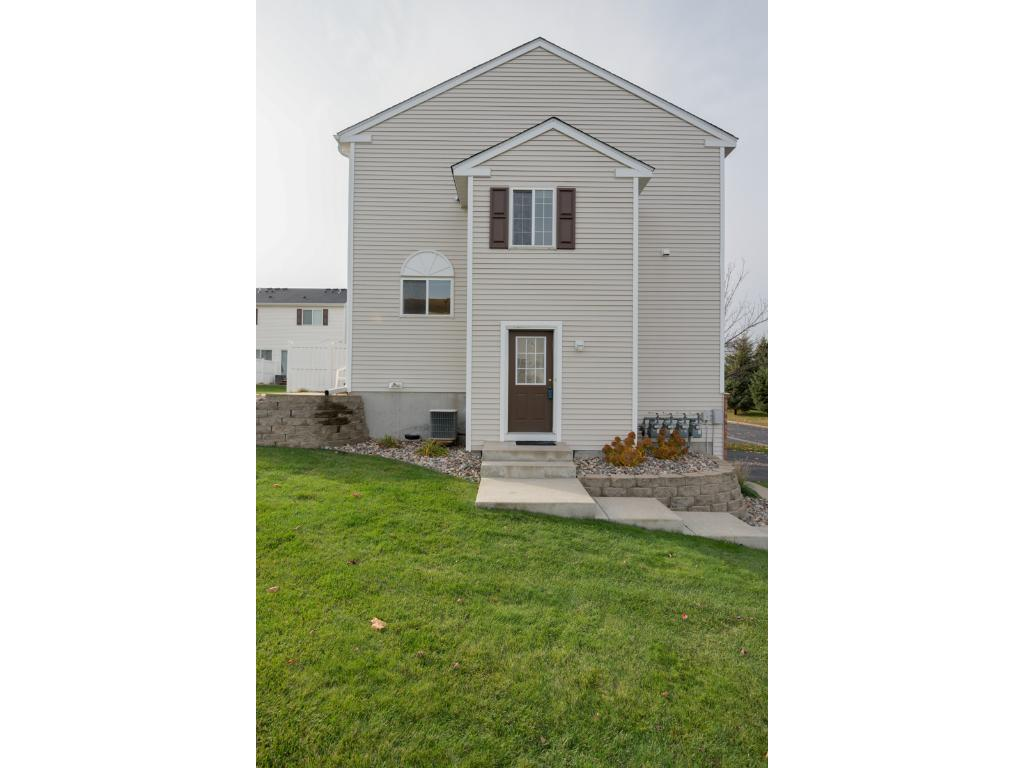 Great location backing to green space and plenty of side yard.