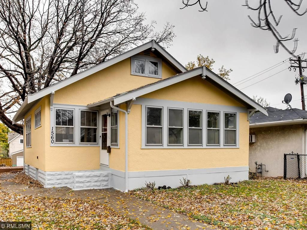 Welcome to 1560 Almond Avenue - a remodeled bungalow near the State Fair Fairgrounds.