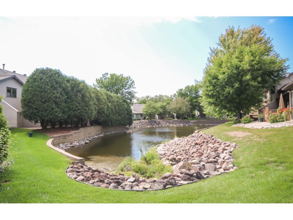 Quiet pond views!