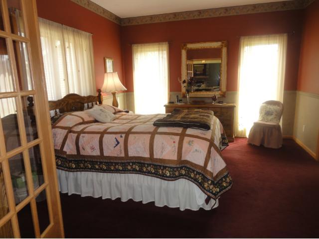 Master Berm Suite through French Doors