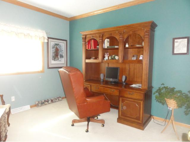 3rd Bedroom used as Office.