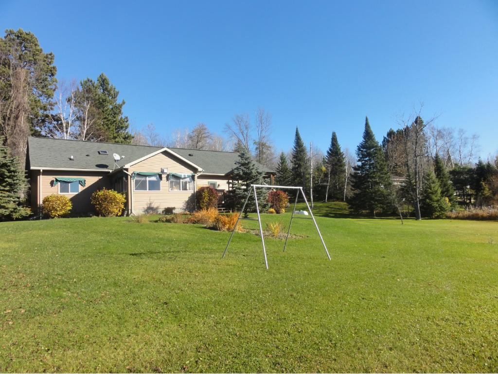 Lawn Expanse great for adult/children's yard games!