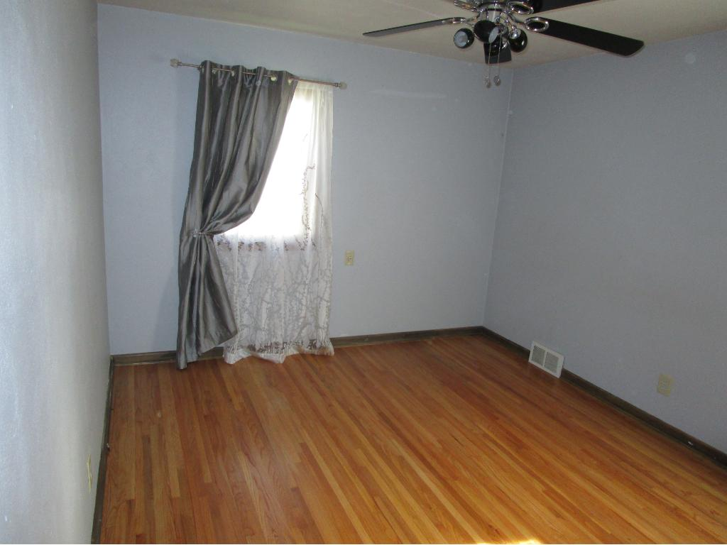 Refinished hardwood floors throughout the main floor.