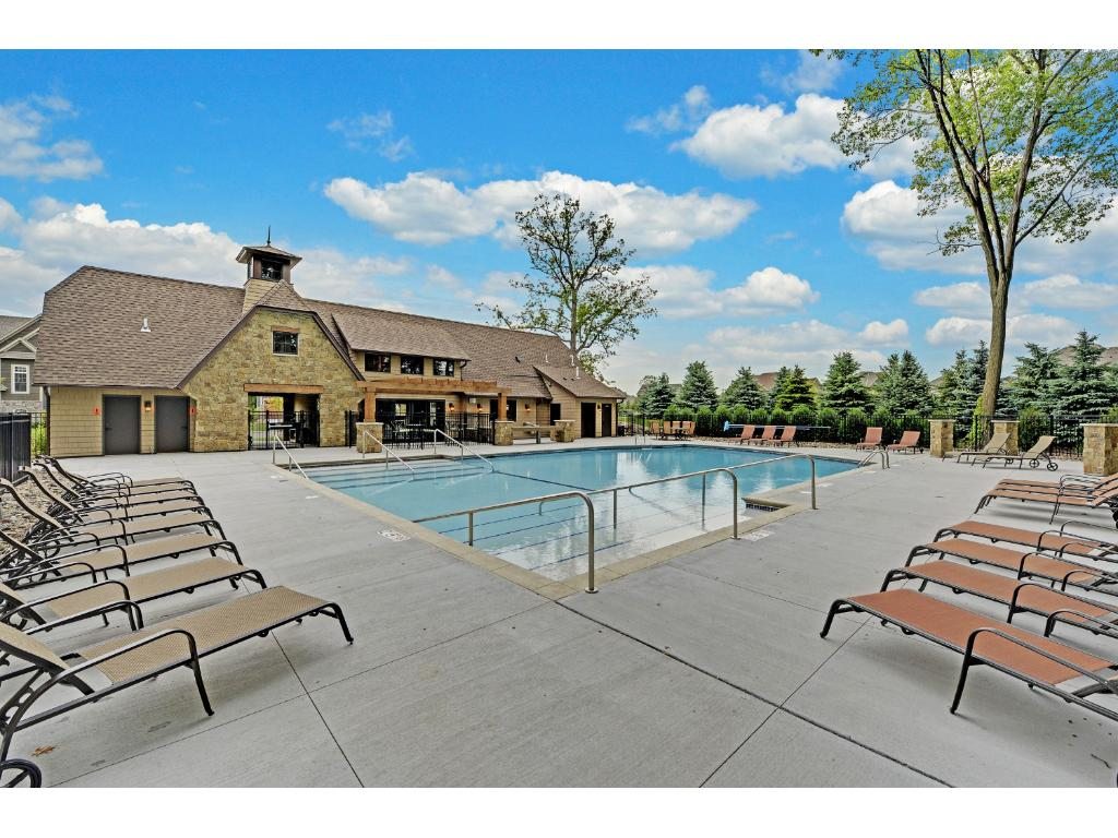 Taylor Creek Private Clubhouse and Pool
