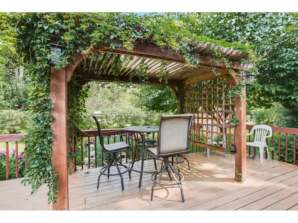Deck - outdoor space