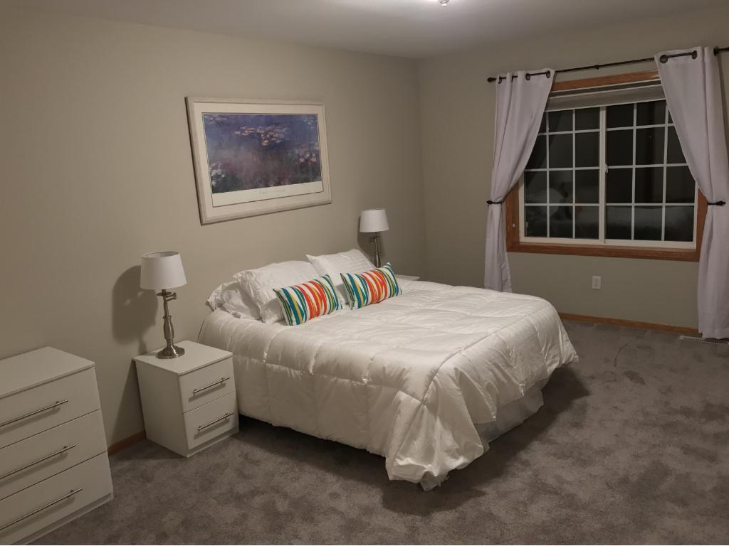Another view of the large Master Suite bedroom.