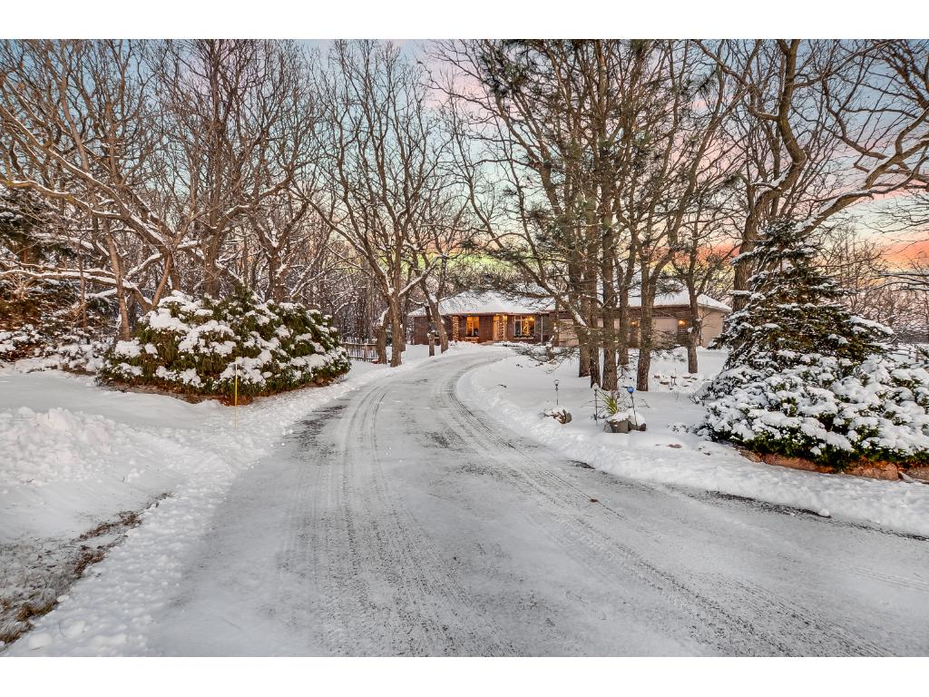 In addition to the 3 car garage on the main level, there is a 3 car garage on the lower level as well! Tuck under garage located in the back of the home! Great shop space!