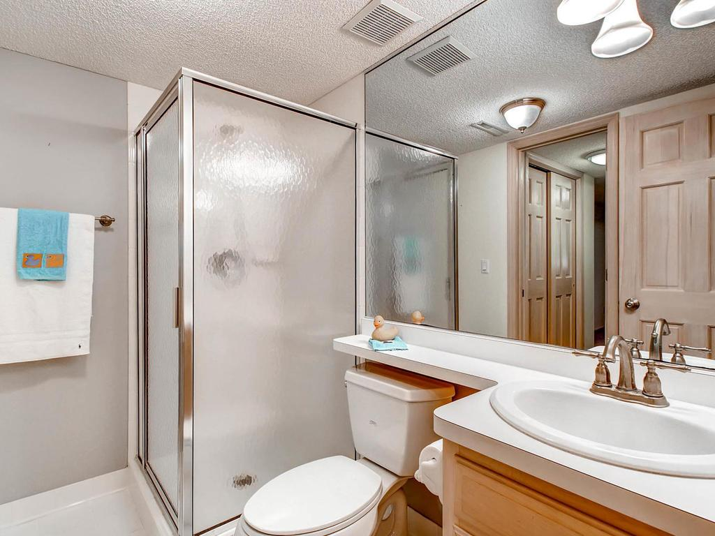 2 additional bedrooms on 3rd level share 3/4 bath