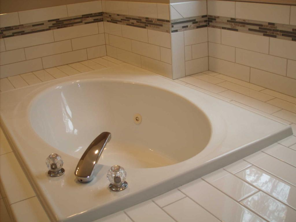 Soak the day away in your whirlpool....
