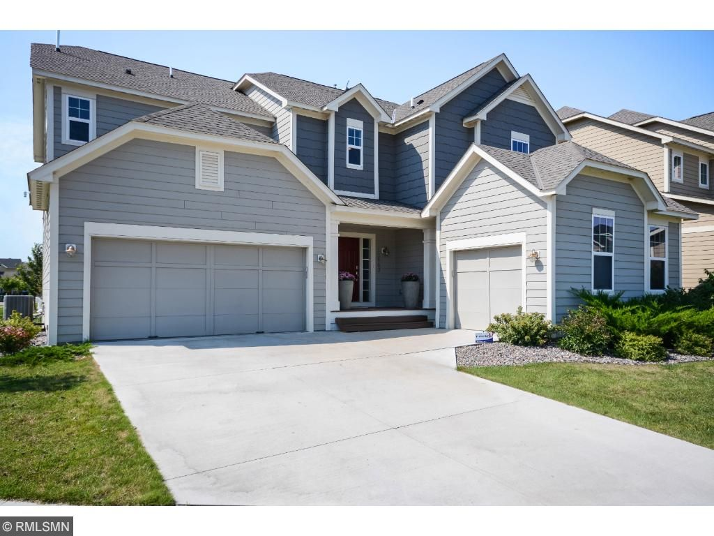 Welcome to your beautiful 4 bed, 4 bath, 3 car garage home.