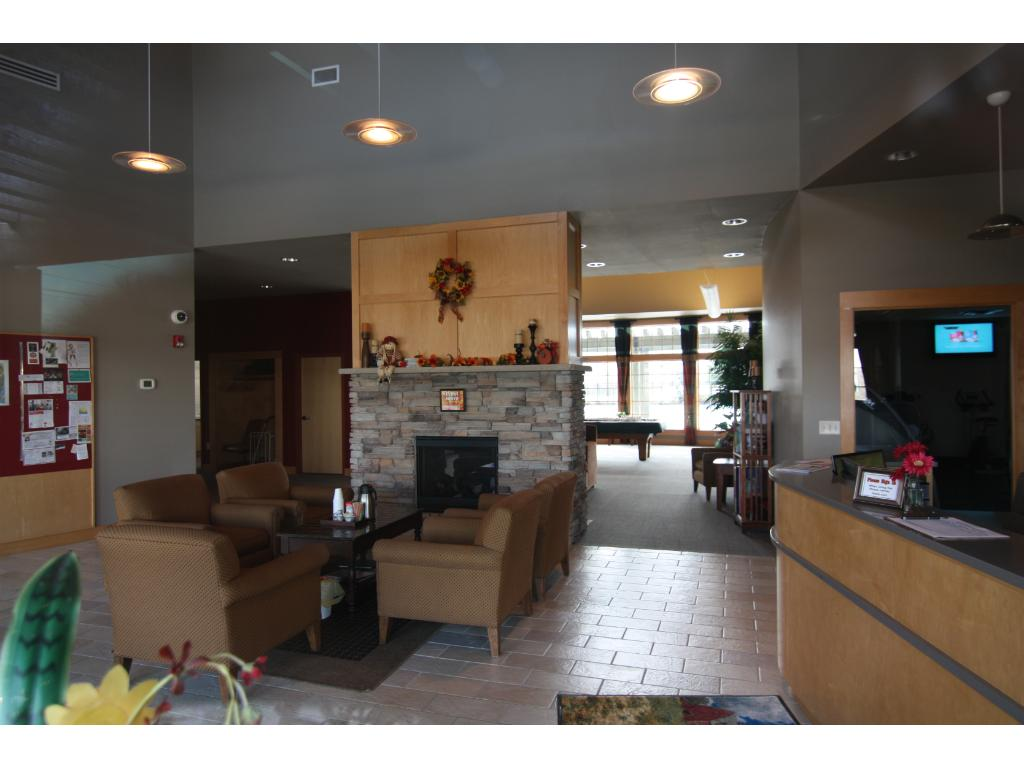 Club House perfect for large gatherings