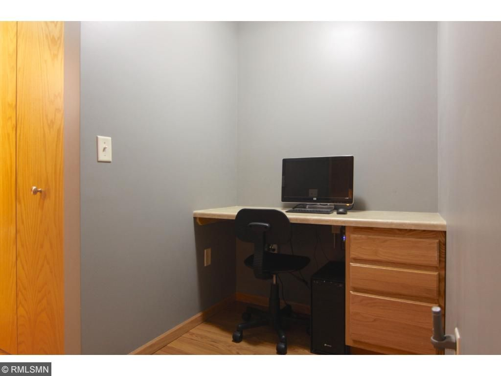 This study or office is just outside bedroom one and is very convenient yet tucked away.