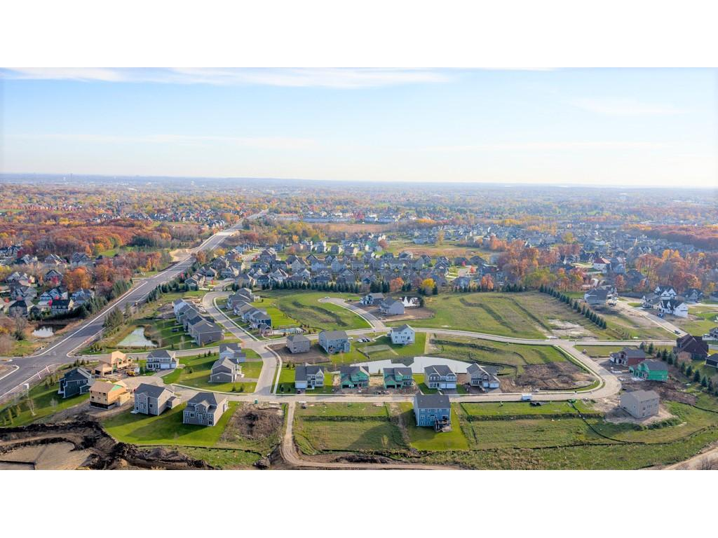 Large home sites in a beautiful setting!