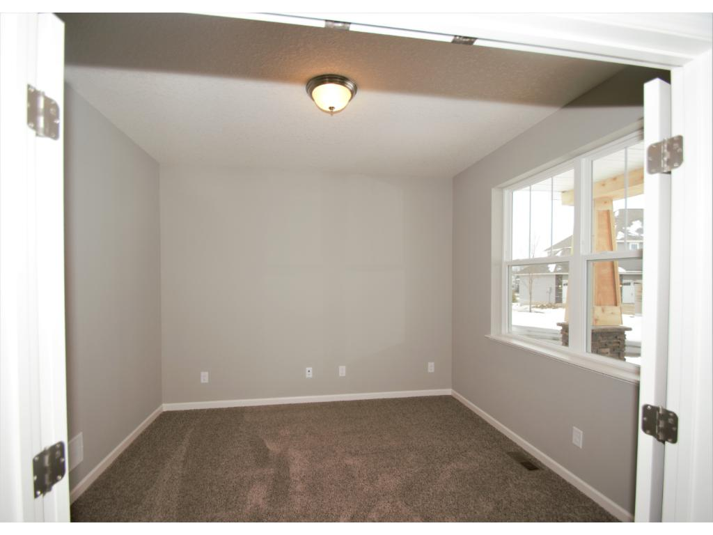 2nd view of game room.  Photos are of same floor plan.  Options and color selections will vary.