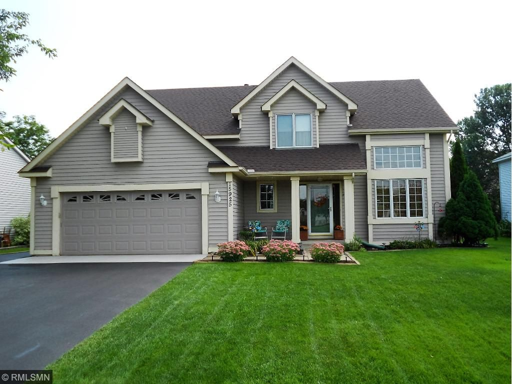 Front of home. Great curb appeal welcomes all