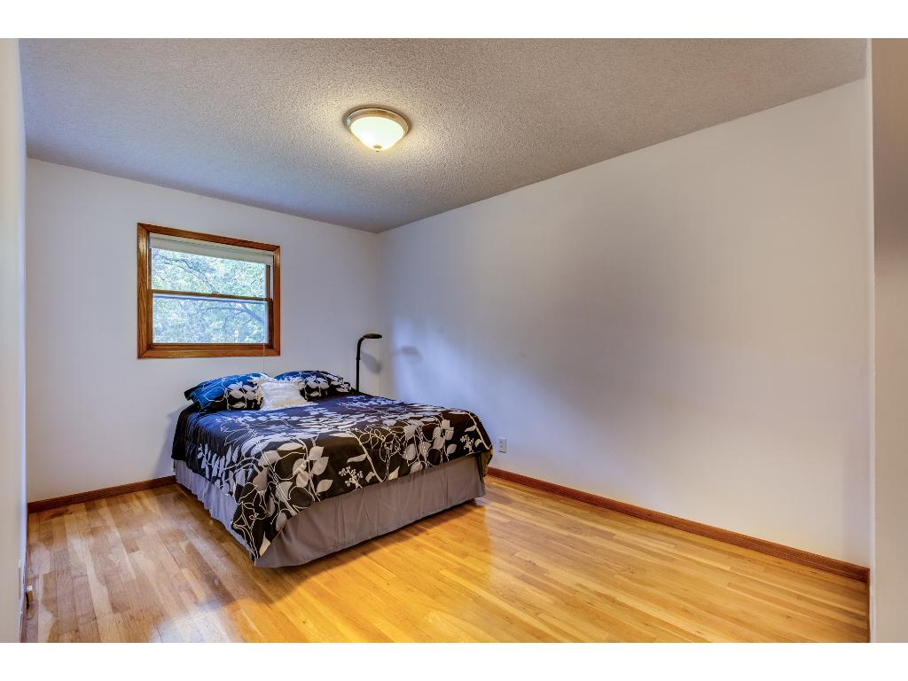 Plenty of room in these upper level bedrooms!