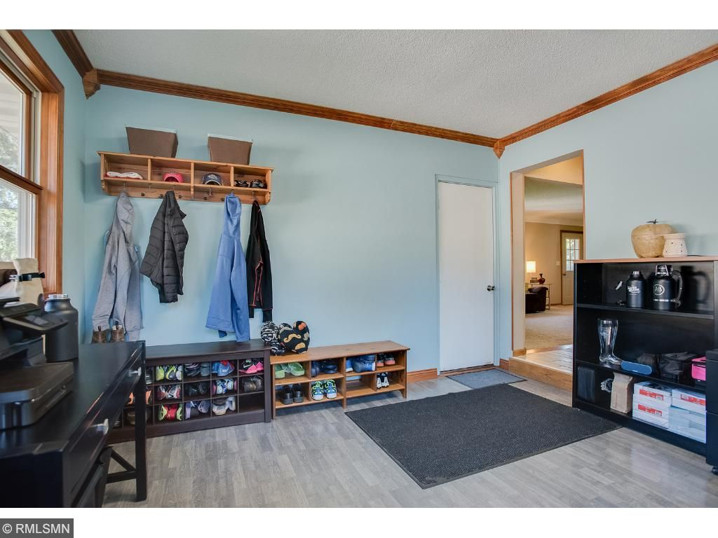 Bonus mudroom/office off attached garage.  Door way to back yard as well would be perfect for a home business.