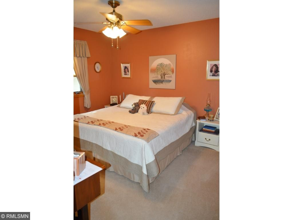 Spacious BRs w/ ample closet space!