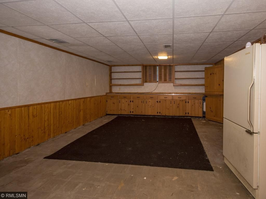 Partially finished lower level ready for your personal touches. 1623 Highway 2, Two Harbors, MN