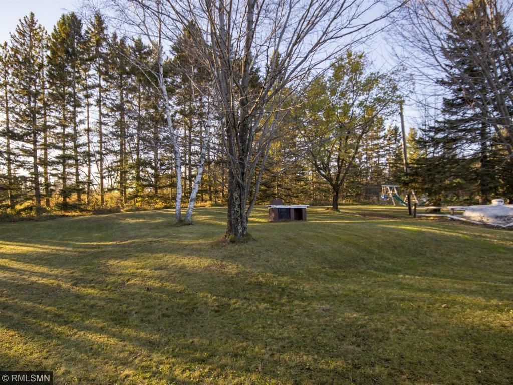 Beautiful and private backyard. 1623 Highway 2, Two Harbors, MN