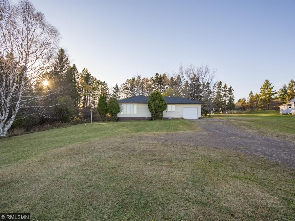 Live close to the conveniences of town but with plenty of land and privacy. 1623 Highway 2, Two Harbors, MN