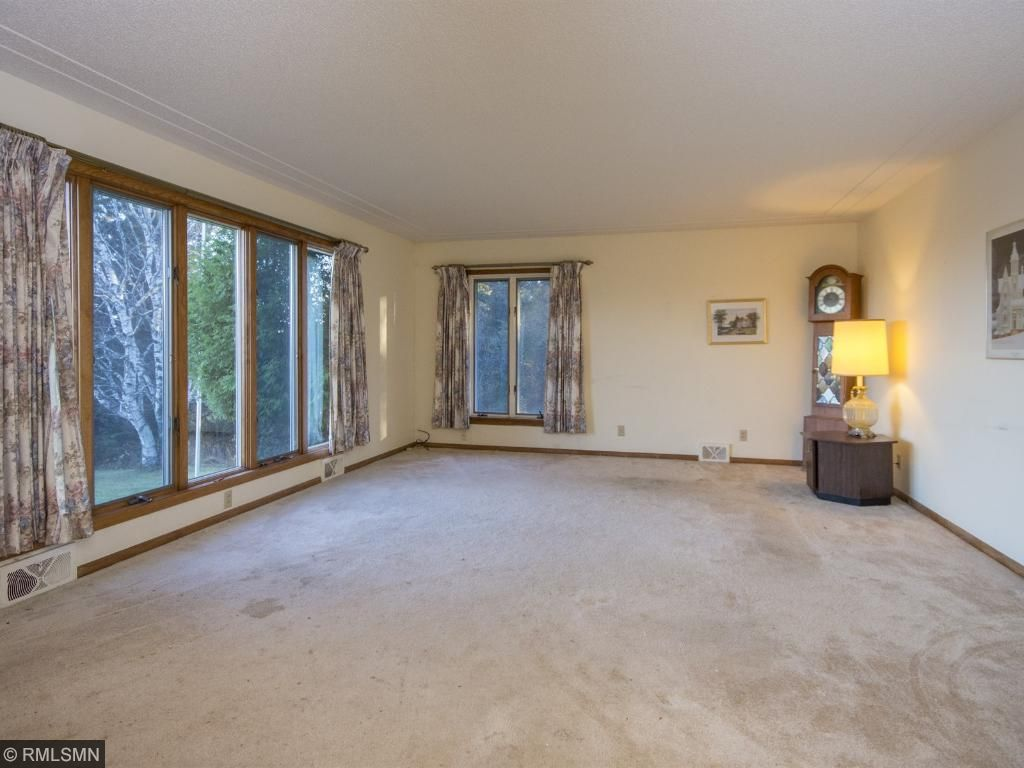 The large picture window lets in tons of natural light! 1623 Highway 2, Two Harbors, MN