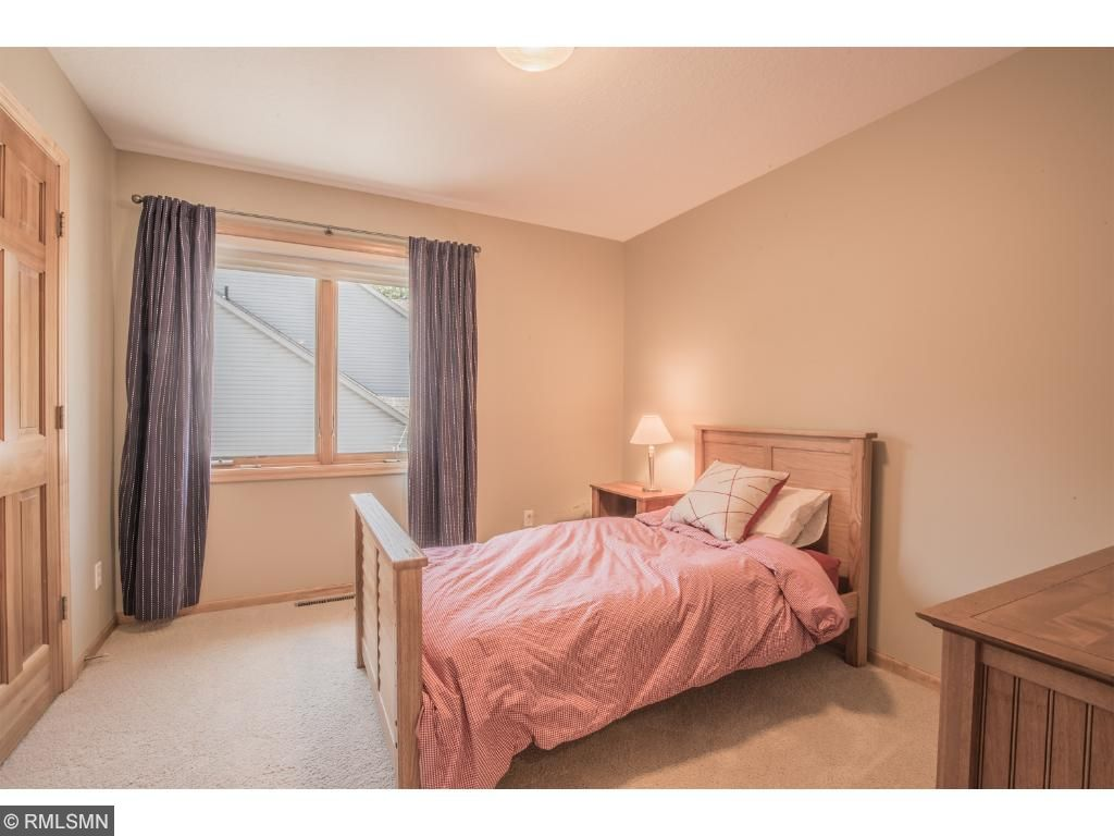 4 spacious bedrooms on one level.