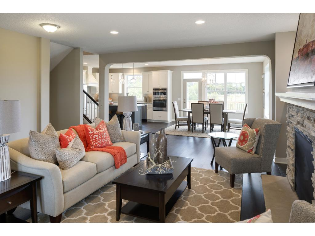 Picture Is Of Similar Floorplan And Layout, Finishes May Vary.