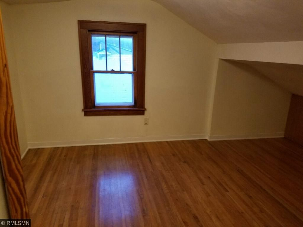 3 bedrooms in upper level with gorgeous hardwoiod floors in 2 of the 3