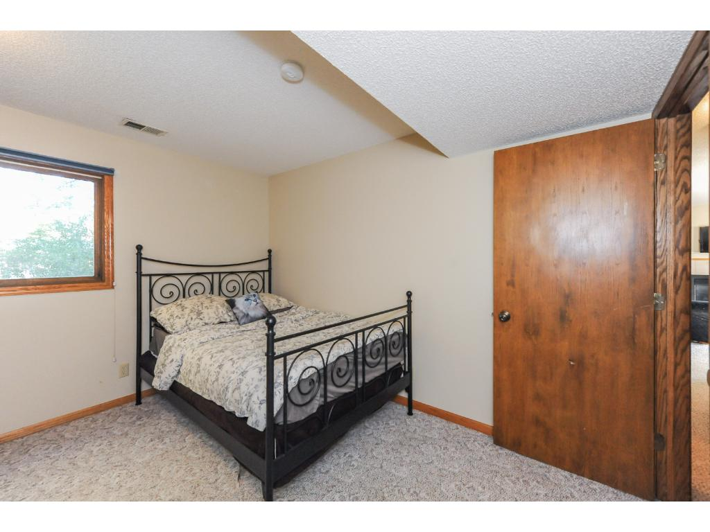 Second Lower Level Bedroom