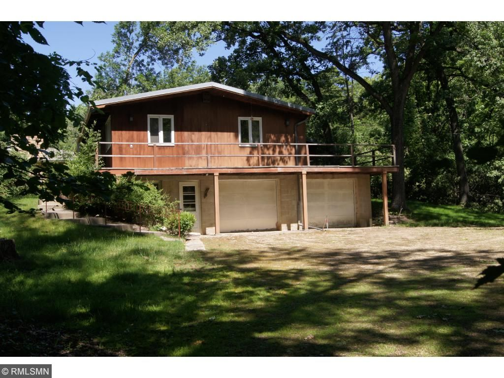 Unique Home On 1+ Acre Wooded Lot! Great Arden Hills Location!   3