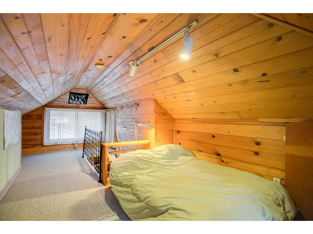 Also features a large closet for additional storage space!