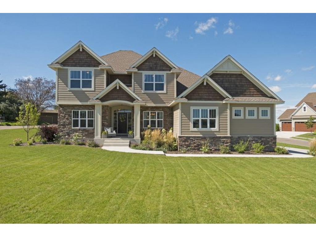Welcome Home! This stunning 5BR 5BA home is located in the high demand of the Terra Vista neighborhood of the Wayzata Schools. It is close proximity to trails, parks, shopping, restaurants and more! Don't miss this opportunity!