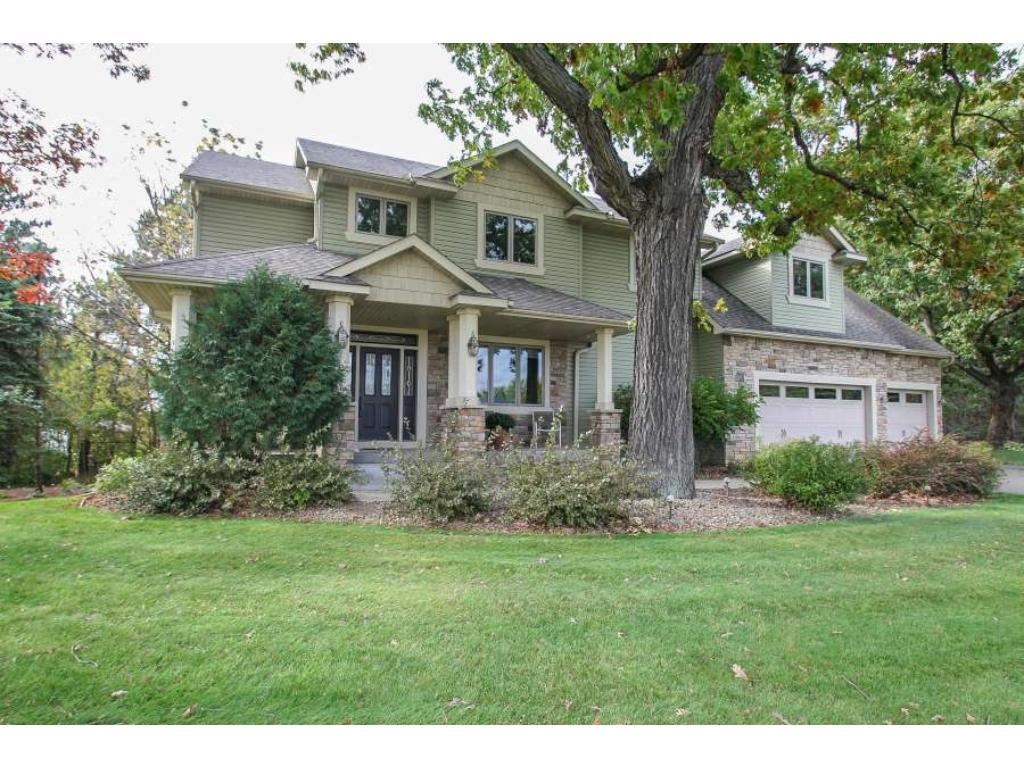 Impeccably cared for stately two story with huge bonus space over garage!