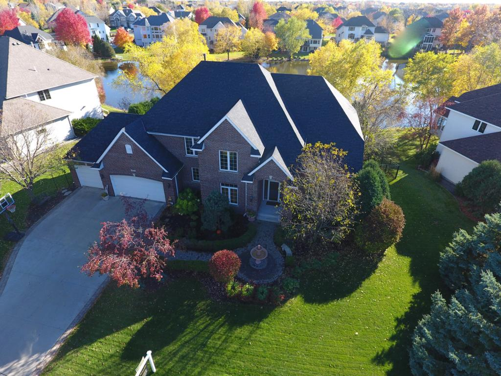 Impressive brick two story located in desirable Holly Creek Neighborhood.